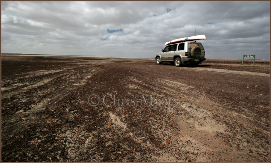 ABC Bay Lake Eyre