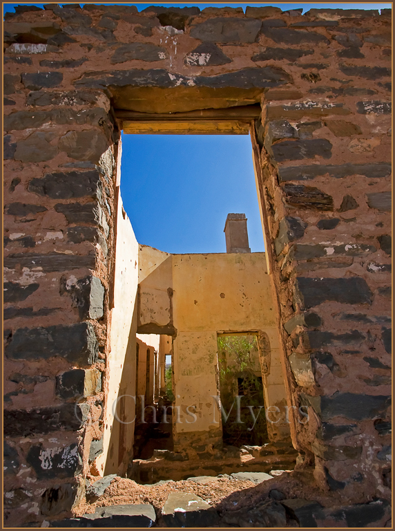 Waukaringa Ruins 3