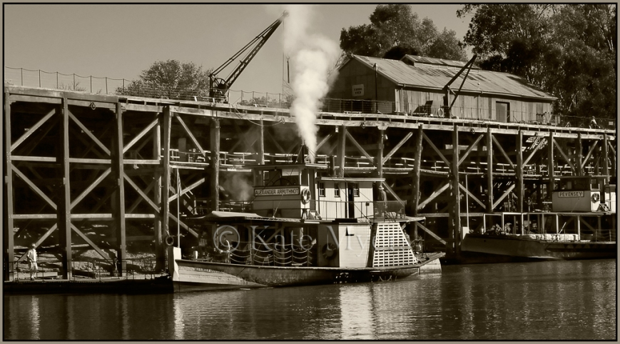 Old-Echuca-Port