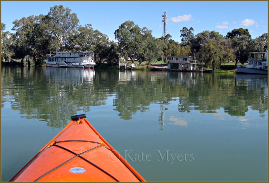 Sharing the Murray at Mildura