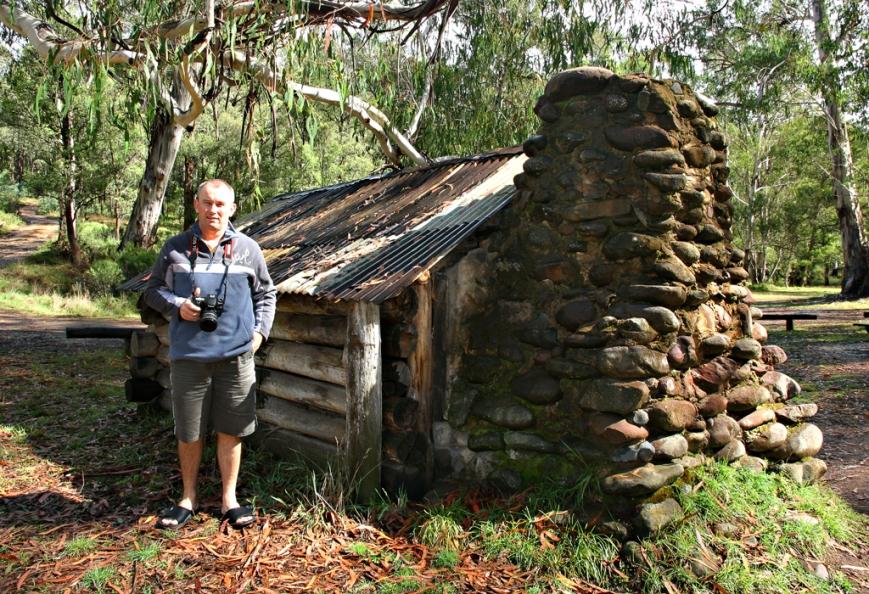 Hobbit-Hut