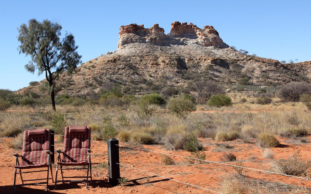 NT – Chambers Pillar Historical Reserve