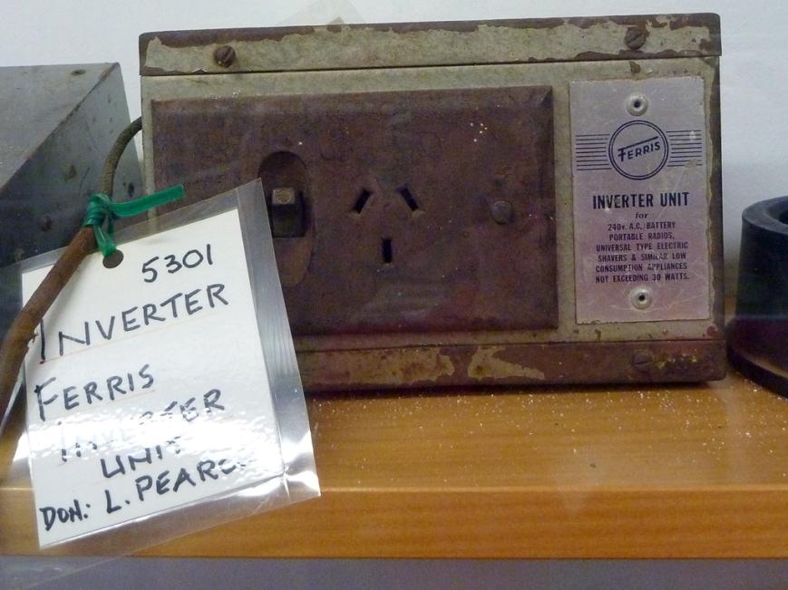 Ferris-Inverter-Unit