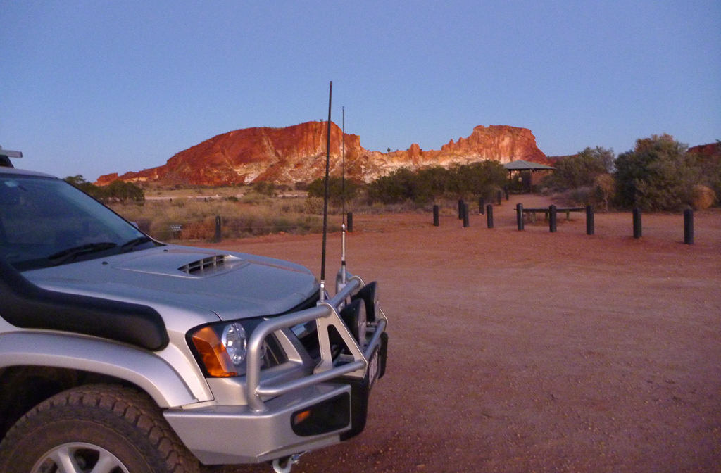 NT – Rainbow Valley Conservation Reserve