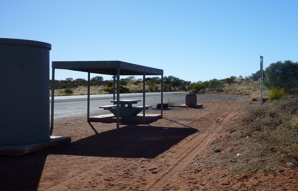 NT – Sandy Way Rest Area