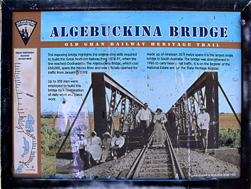 Algebuckina-Bridge