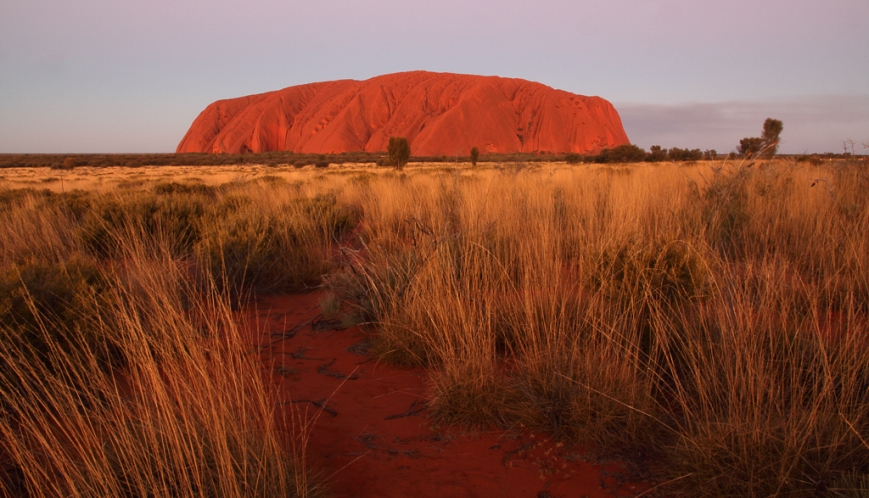 Ayers-Rock-Sunset-3