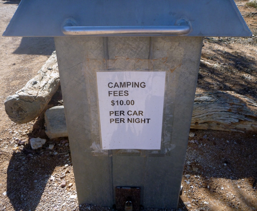 Clayton's-Campground-Fees