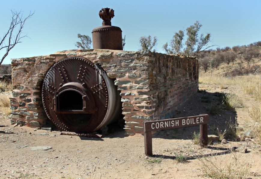 Cornish-Boiler