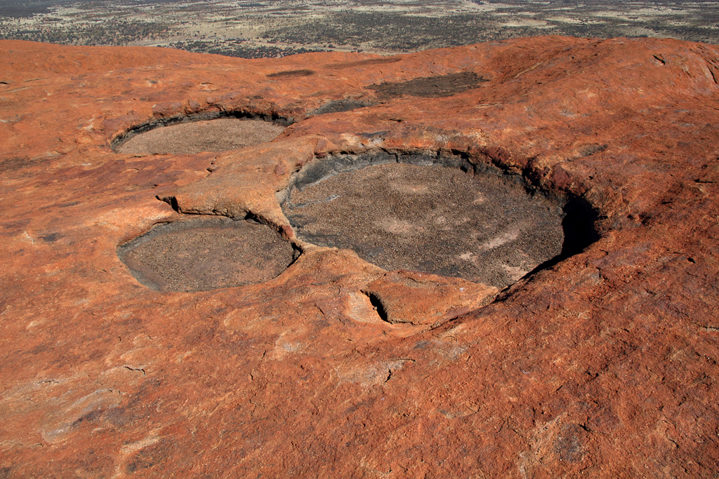 Craters-on-Ayers-Rock-1