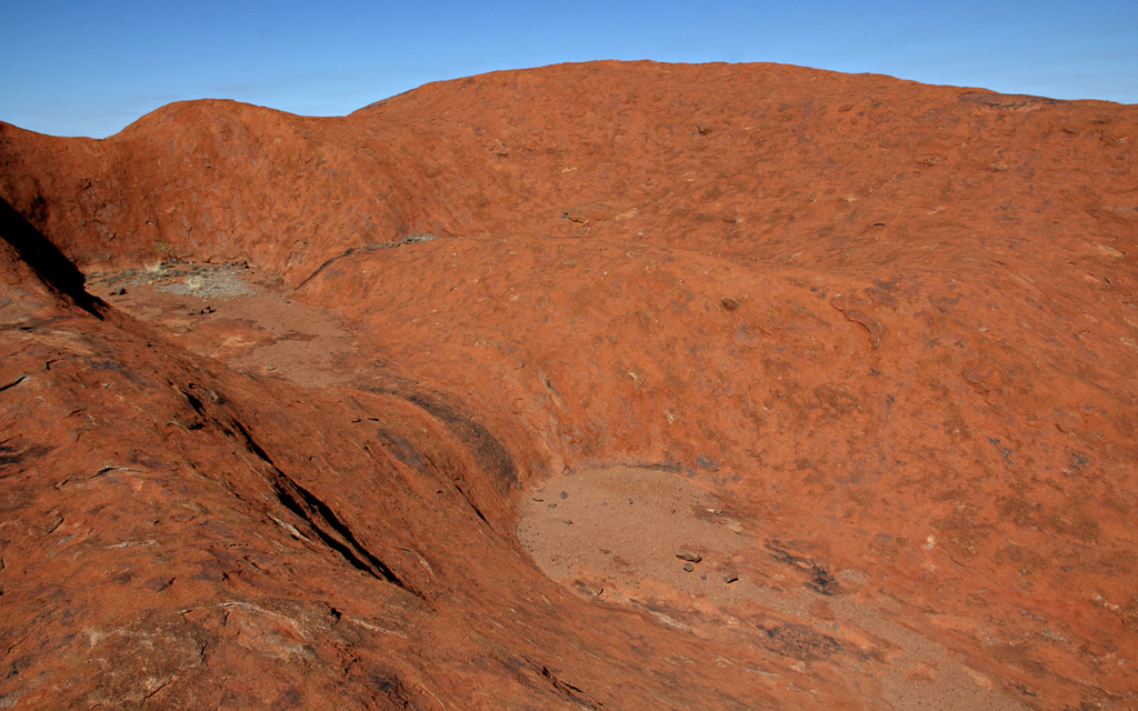 Craters-on-Ayers-Rock