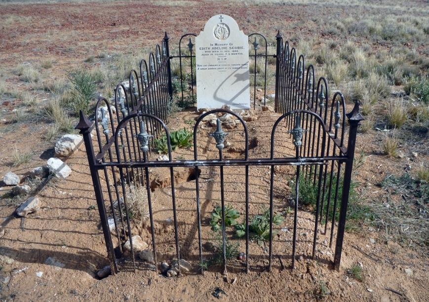 Edith's-Grave