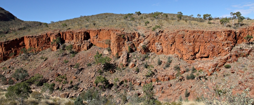 Ormiston-Gorge