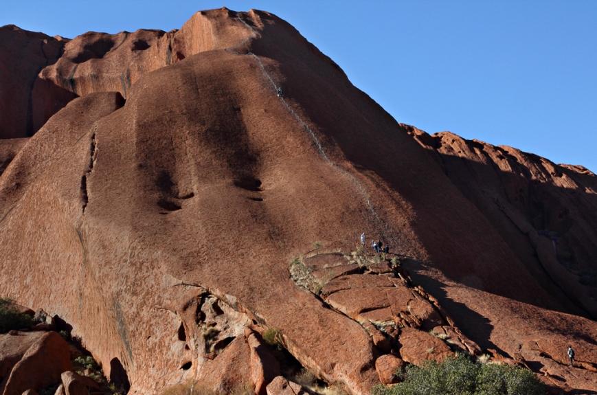 Steep-Climb