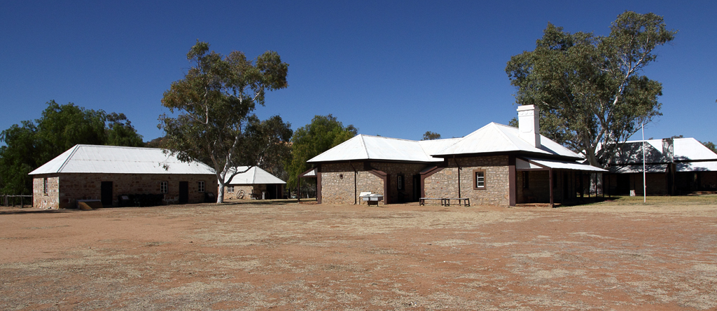 Old Telegraph Station Alice Springs