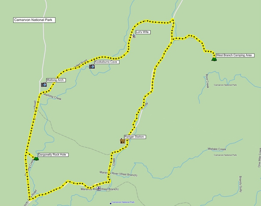 20130403 Mt Moffatt Circuit