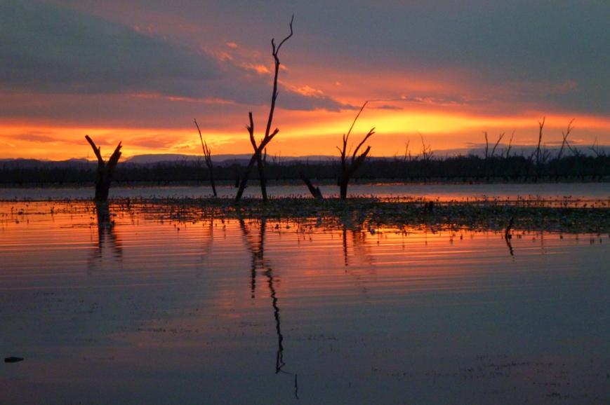 Nuga-Nuga-Sunset