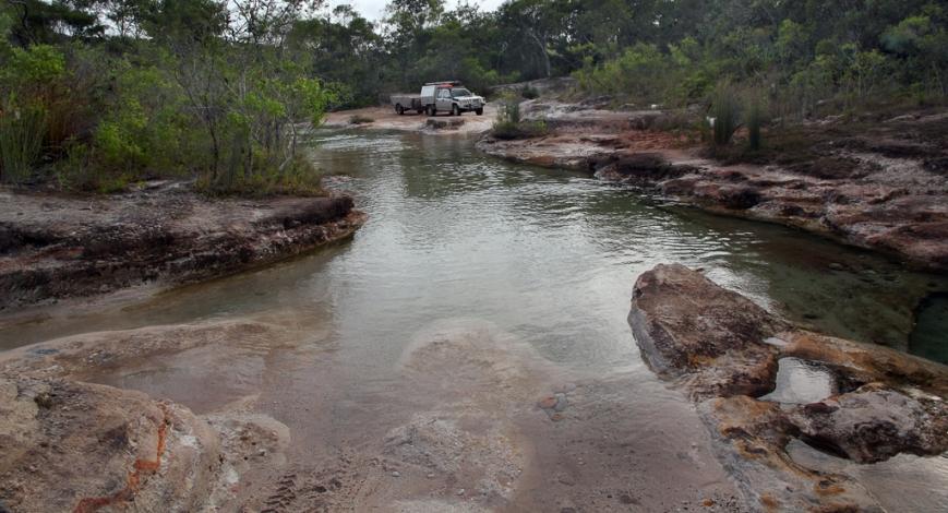 Canal-Creek
