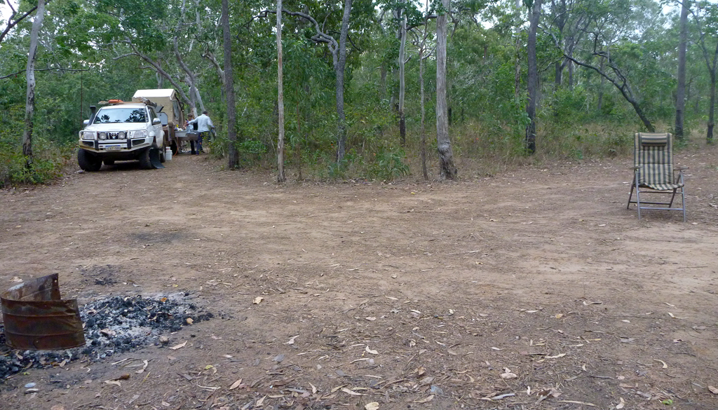 Q – Dulcie Creek – Cape York Area