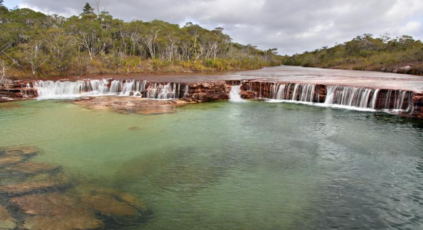 Fruitbat-Falls
