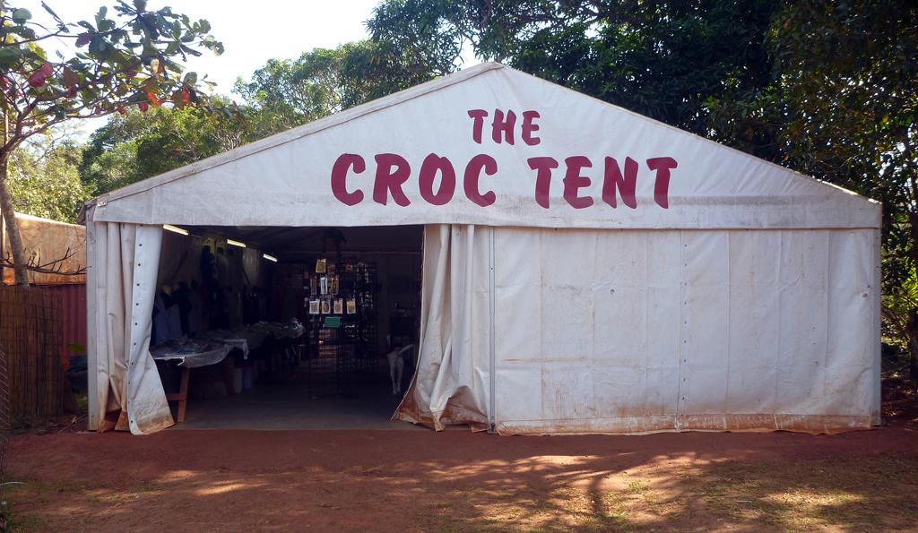 Croc-Tent