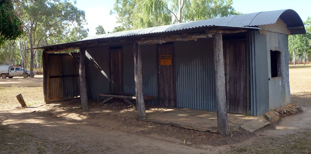 Aboriginal-quarters
