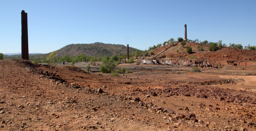 Chillagoe-Smelter