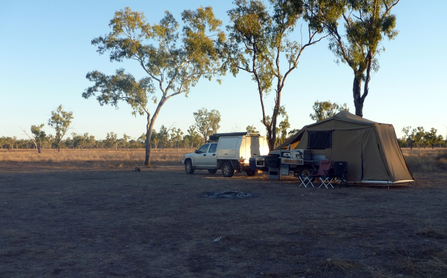 Fletchers-Creek-Campsite