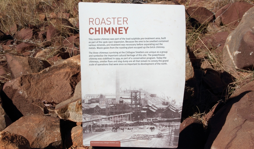 Roaster-Chimney