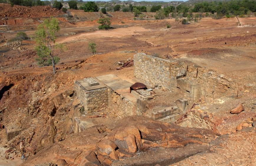Smelter-Ruins